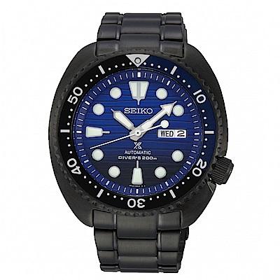 SEIKO精工PROSPEX愛海洋潛水機械錶/SRPD11J1/4R36-05H0SD