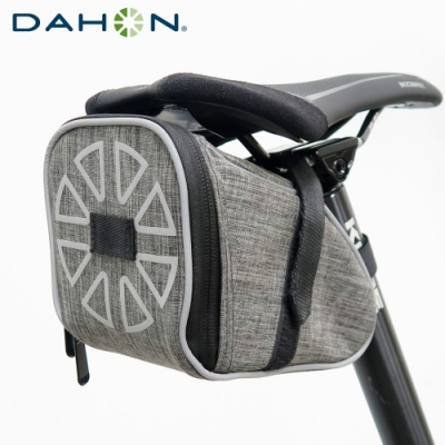 DAHON大行 Saddle Bag Waterproof防水等級坐墊包-灰