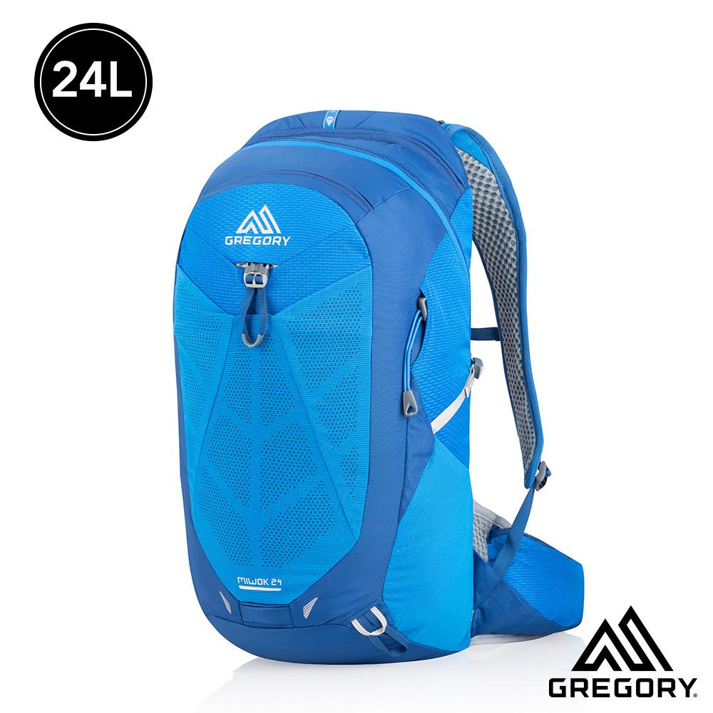 Gregory 24L MIWOK多功能登山背包 射光藍