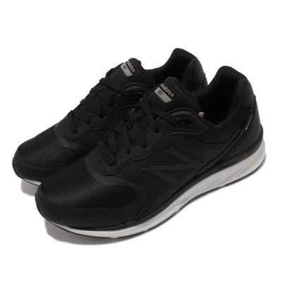 New Balance 休閒鞋 880 Wide 寬楦 復古 女鞋 紐巴倫 皮革 GTX 緩震 耐磨膠底 黑 白 WW880GD4-D