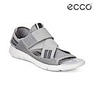 ECCO INTRINSIC SANDAL W 時尚酷感運動涼鞋 女-冷灰