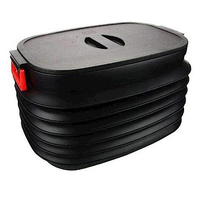 AI002 37L 折疊收納箱 雜物收納筒 摺疊整理箱 水桶 伸縮水桶 伸縮筒 垃圾桶