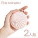 【日本KOTSURU】行動無水香氛機 2入組 product thumbnail 1