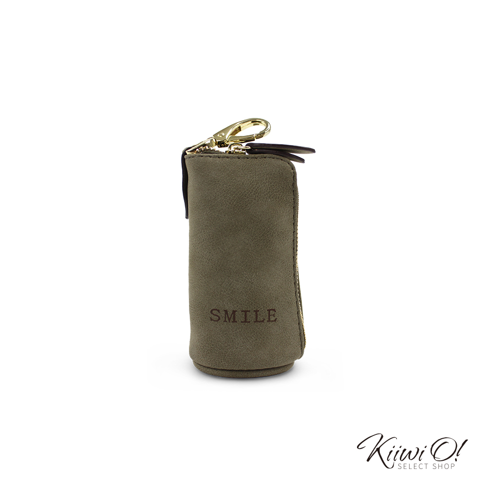 Kiiwi O! 大容量 鑰匙包/零錢包 Willa 綠