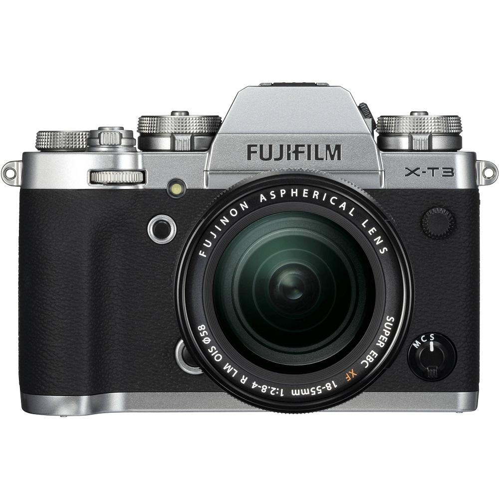 FUJIFILM X-T3 +XF18-55mm 變焦鏡組(平輸中文)
