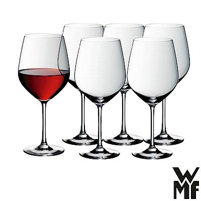 德國WMF Royal系列水晶玻璃勃根地紅酒杯705ml(6入組)