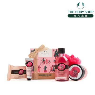 The Body Shop 英皇玫瑰嫩膚精選原裝禮盒