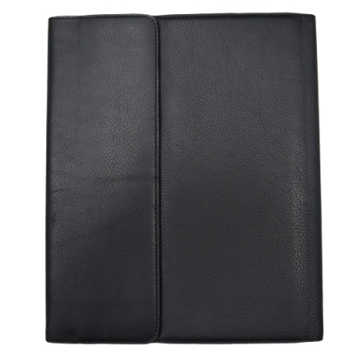 Filofax  A5 Ipad Cover Nappa Leather 保護殼/套-黑
