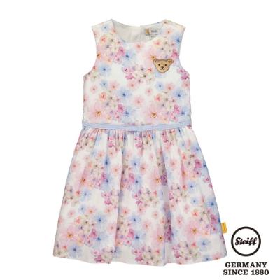 STEIFF德國精品童裝   花卉圖案 無袖洋裝