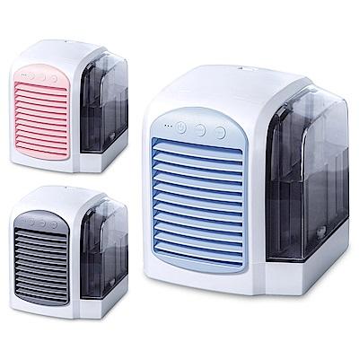 USB三段變速 分離式水箱 歐風水冷空調風扇(FAN-56)
