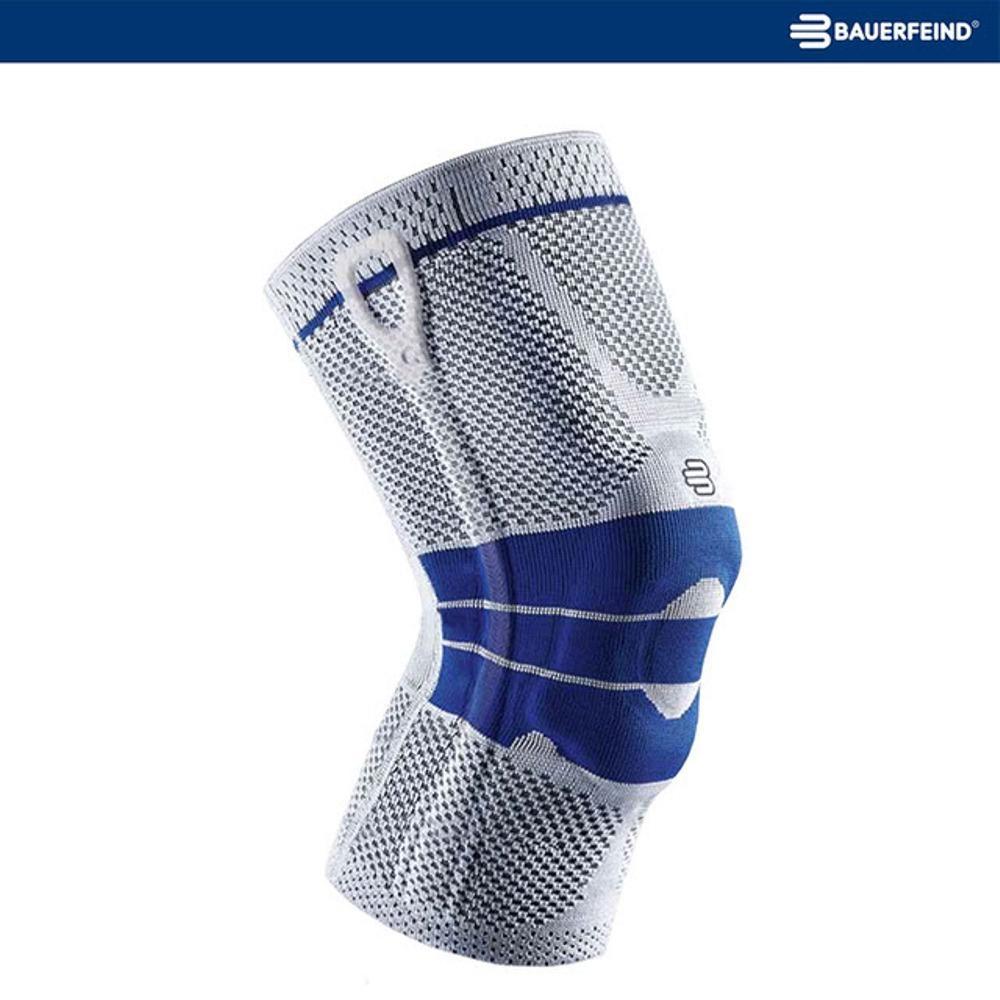 Bauerfeind 德國 頂級專業護具 GenuTrain 基本款 膝寧護膝 灰藍