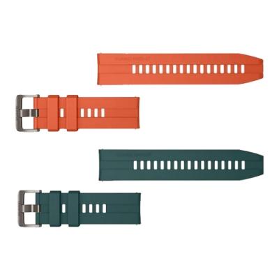 HUAWEI華為 原廠 Watch GT 氟橡膠錶帶 (台灣公司貨)