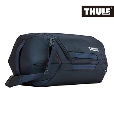 THULE-Subterra Duffel 60L大容量肩背旅行袋TSWD-360-礦藍