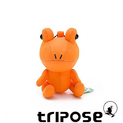 tripose 輕鬆生活吊飾-青蛙公仔 橘