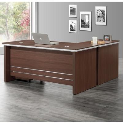 MUNA 達倫5.3尺辦公桌(書桌)組(含側櫃,活動櫃) 160X161X77cm