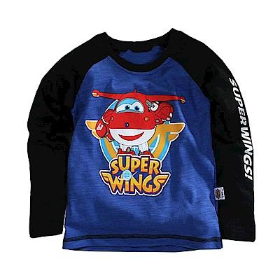 Super Wings純棉長袖T恤 k60818 魔法Baby