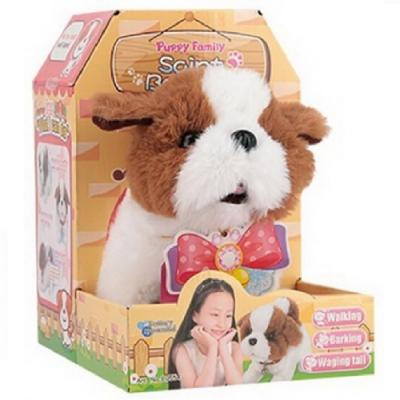 Puppy Familly  - 聖伯納 電子寵物狗