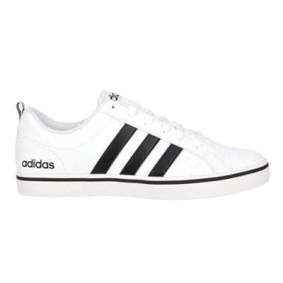 ADIDAS VS PACE 男運動休閒鞋-經典 滑板鞋 愛迪達 AW4594 白黑