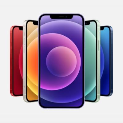 Apple iPhone 12 MINI 128G 6.1吋智慧型手機-紫