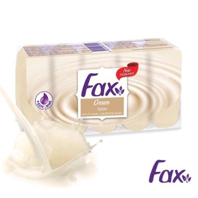 土耳其FAX 牛奶潤膚保濕香皂70g(5入/組)