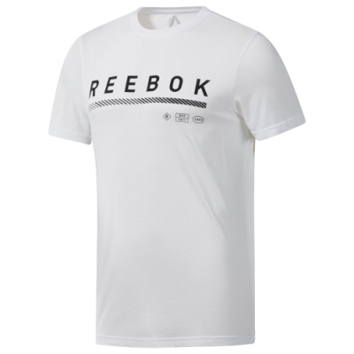 Reebok GRAPHIC SERIES REEBOK 短袖上衣 男 EC2084