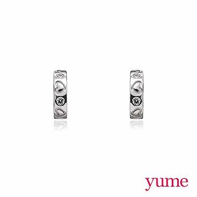 YUME 心動小環型耳環