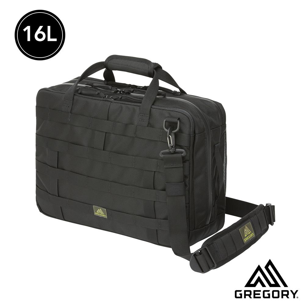 Gregory 16L ASSAULT 3 WAY斜背包 黑色子彈