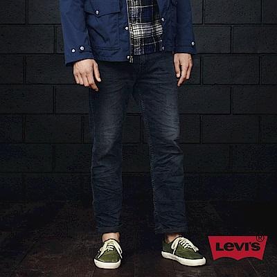 Levis 男款 504 低腰直筒牛仔長褲 / 無彈性