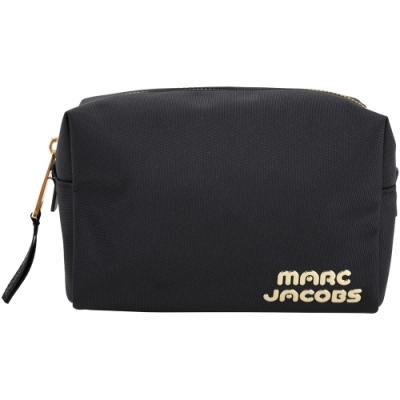 MARC JACOBS Trek Pack 輕質高性能尼龍方型化妝包(黑色)
