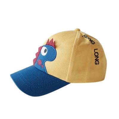 Baby童衣 可愛恐龍兒童可鴨舌帽 棒球帽 遮陽帽 外出帽 88282