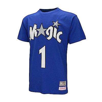 M&N NBA 球員號碼純棉T恤 魔術隊 Tracy McGrady