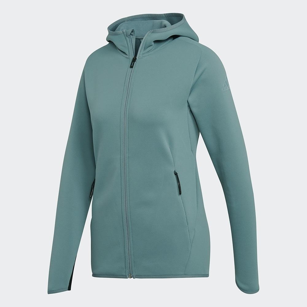 adidas FREELIFT CLIMAHEAT 連帽外套 女 CW3866