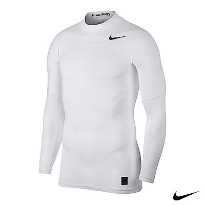 Nike Golf 男運動緊身上衣 白 854508-100