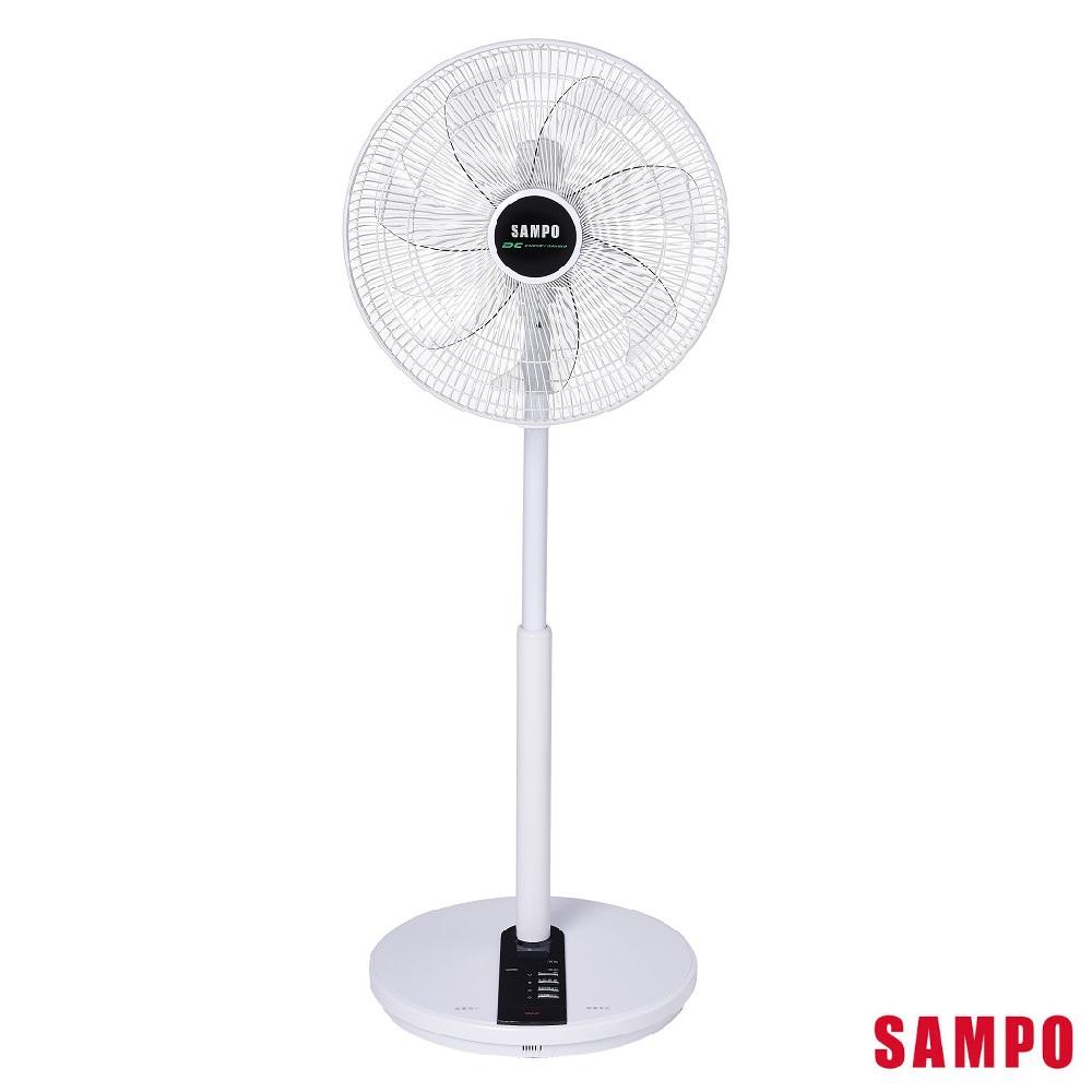 SAMPO 聲寶-14吋DC循環節能立扇 SK-FX14DR