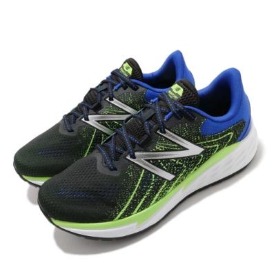 New Balance 慢跑鞋 Fresh Foam 超寬楦 運動 男鞋 紐巴倫 輕量 透氣 舒適 避震 路跑 綠 藍 MVARECL14E