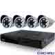 奇巧 4路五合一 5MP台製數位監控主機-含SONY 1080P監視攝影機*4 product thumbnail 1