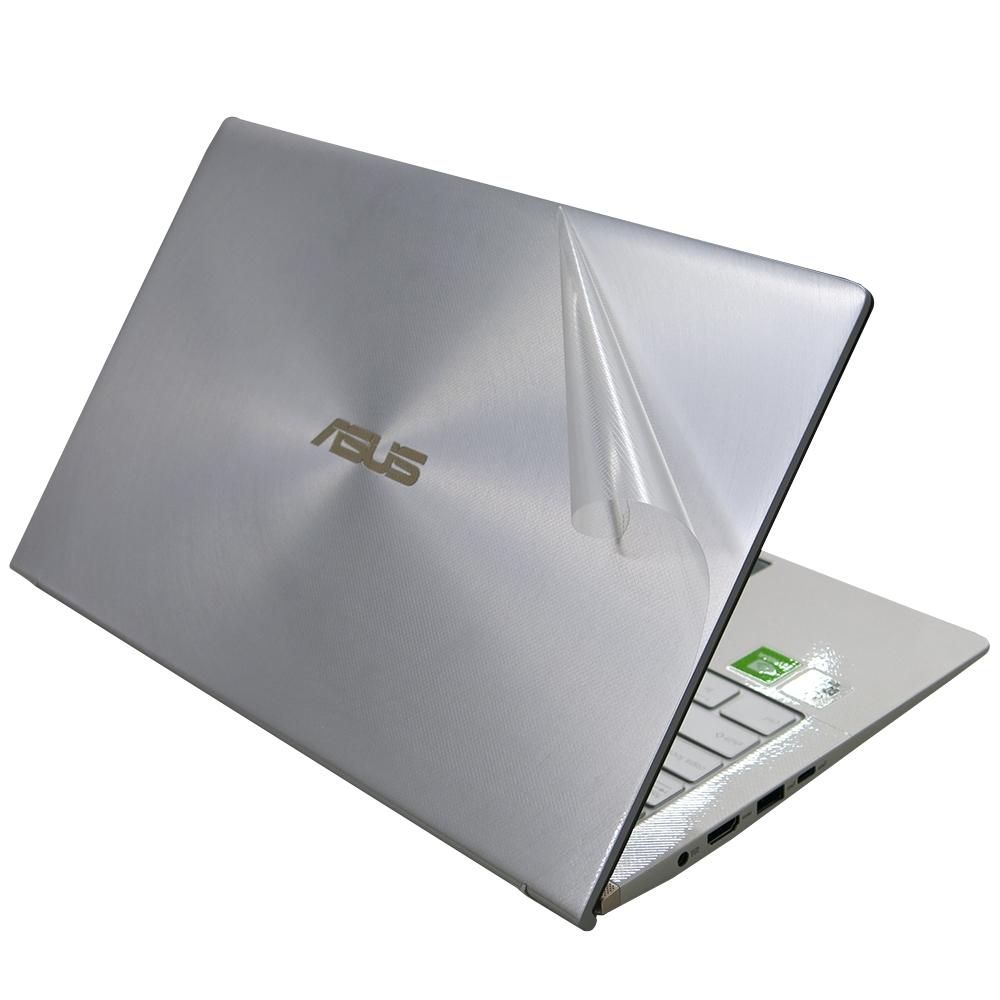 EZstick ASUS ZenBook 14 UX434 UX434FLC 專用二代透氣機身保護膜