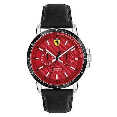 FERRARI 法拉利極勁計時腕錶/42mm/FA0830449