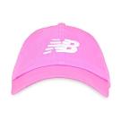 NEWBALANCE 棒球帽 粉紅白