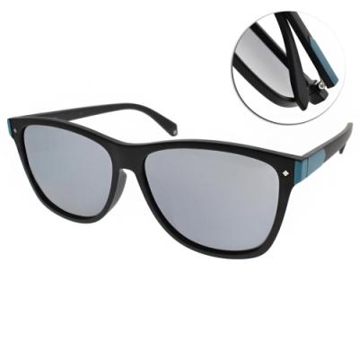 Polaroid 水銀偏光太陽眼鏡 潮流酷炫款/霧黑 #PLD6035FS 003EX