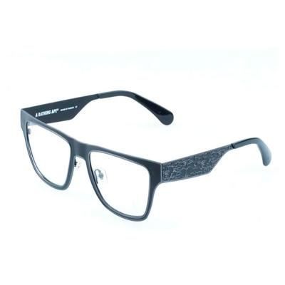 【BAPE 猿人】A Bathing Ape 黑迷彩紋印款光學眼鏡 BA13007 BG-(無盒版)