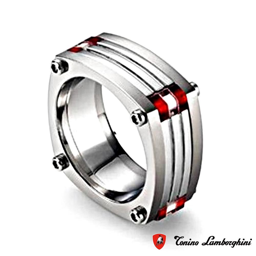 藍寶堅尼CORSA Red Ring 戒指(美國戒圍8~12可挑)