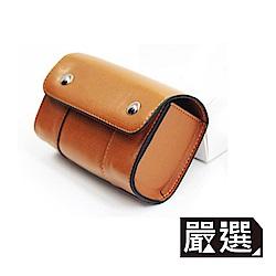 嚴選 專為IQOS設計 經典電子菸配件全收納磁扣皮套