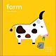 Touch Think Learn:Farm 農場厚紙硬頁認知書 product thumbnail 1