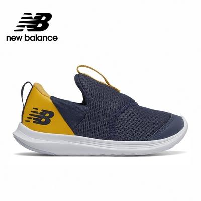 【New Balance】童鞋_中性_深藍色_POSTEPNV-W楦