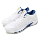 Asics 籃球鞋 Gelburst 24 Low 低筒 男鞋 亞瑟士 低筒 回彈 耐磨 亞瑟膠 白 藍 1063A027101 product thumbnail 2
