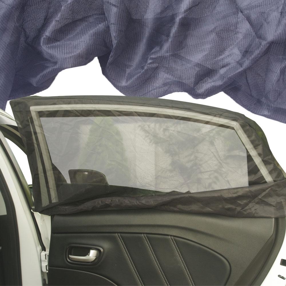休旅車 車用防蚊罩/遮陽罩(後窗2個)