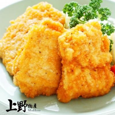 【上野物產】超香脆 日本肯德基味 8兩炸雞排 x12片(300g土10%/片)