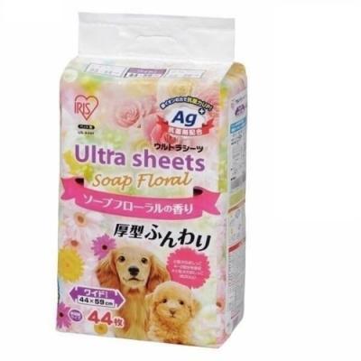 【IRIS】抗菌芳香尿布墊-44枚 (US-44WF)《4包組》