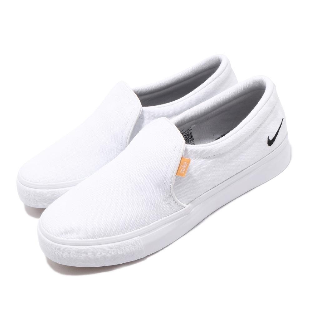 NIKE COURT ROYALE AC 女帆布鞋 白-BQ9138100